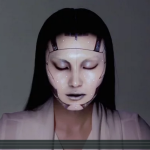 "Face tracking projection o como ""calcar maquillaje"""